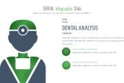 Инфографика на медицинскую тему. Шаблоны PowerPoint 39 - kwork.ru