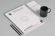 Создам фирменный стиль бланка 205 - kwork.ru