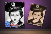 Цифровой портрет 31 - kwork.ru