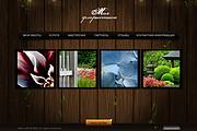 Дизайн страницы сайта в PSD 82 - kwork.ru