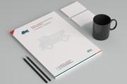 Создам фирменный стиль бланка 198 - kwork.ru