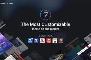 Новые премиум шаблоны Wordpress 170 - kwork.ru