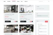 Wordpress сайт недвижимости, аренды квартир, агентства 11 - kwork.ru