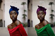 Высокопрофессиональная замена цвета одежды, волос и других объектов 22 - kwork.ru