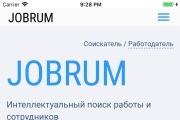 Конвертация сайта в приложение 7 - kwork.ru