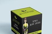Создам дизайн простой коробки, упаковки 94 - kwork.ru
