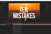 4050 Видео шаблонов для After Effects + Подарок 32 - kwork.ru