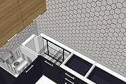 Дизайн-проект кухни. 3 варианта 46 - kwork.ru