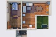 Создам планировку дома, квартиры с мебелью 88 - kwork.ru