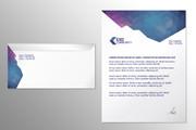 Разработаю дизайн комплекта конверт и бланк письма 7 - kwork.ru