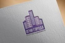 Профессиональная разработка логотипов и визуализация логотипов 198 - kwork.ru