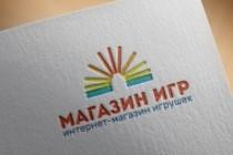 Профессиональная разработка логотипов и визуализация логотипов 197 - kwork.ru