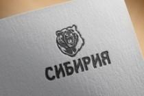Профессиональная разработка логотипов и визуализация логотипов 192 - kwork.ru