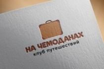 Профессиональная разработка логотипов и визуализация логотипов 185 - kwork.ru