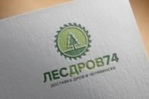 Профессиональная разработка логотипов и визуализация логотипов 166 - kwork.ru