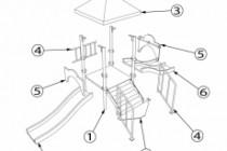 Схема, инструкция сборки мебели 67 - kwork.ru