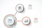 Набор инфографики. 13 тематик, 800 шаблонов, 2 пакета иконок 77 - kwork.ru