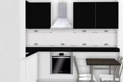 Создам 3D дизайн-проект кухни вашей мечты 28 - kwork.ru