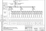 Выполню однолинейную схему электроснабжения 76 - kwork.ru