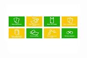 До 10 иконок или кнопок для проекта 21 - kwork.ru