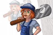 Иллюстрации в CG 33 - kwork.ru