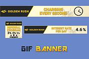 Сделаю 2 качественных gif баннера 163 - kwork.ru