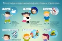Нарисую инфографику 85 - kwork.ru