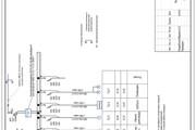 Выполню однолинейную схему электроснабжения 128 - kwork.ru