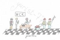 Быстро нарисую веселые иллюстрации 124 - kwork.ru