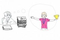 Быстро нарисую веселые иллюстрации 119 - kwork.ru