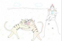 Быстро нарисую веселые иллюстрации 111 - kwork.ru