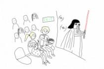 Быстро нарисую веселые иллюстрации 163 - kwork.ru