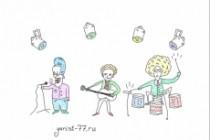 Быстро нарисую веселые иллюстрации 131 - kwork.ru