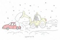 Быстро нарисую веселые иллюстрации 129 - kwork.ru