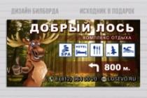 Разработаю дизайн рекламного постера, афиши, плаката 140 - kwork.ru