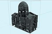 Моделирование и визуализация зданий 85 - kwork.ru