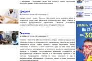 Решу проблемы сайте с HTML и CSS. Доведу до ума даже худшую верстку 14 - kwork.ru