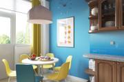 500 идей использования деревянных реек, баффели в интерьере 22 - kwork.ru