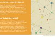 Стильный дизайн презентации 763 - kwork.ru