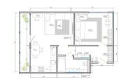 Планировочное решение вашего дома, квартиры, или офиса 77 - kwork.ru