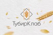 6 логотипов за 1 кворк от дизайн студии 44 - kwork.ru
