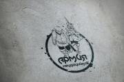 Сделаю логотип в круглой форме 146 - kwork.ru