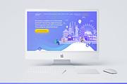 Дизайн блока сайта 44 - kwork.ru