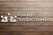 3 варианта логотипа + доработки по выбранному 25 - kwork.ru