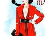 Создам fashion иллюстрацию 28 - kwork.ru