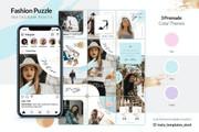 30000 шаблонов для Инстаграм, 5000 рекламных баннеров + много Бонусов 47 - kwork.ru