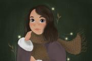 Создам персонажа 24 - kwork.ru