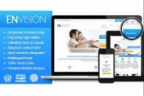 Тема Envision для WordPress на русском с обновлениями и плагинами 9 - kwork.ru