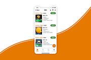 Дизайн android, ios мобильного приложения 32 - kwork.ru