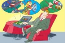 Оперативно нарисую юмористические иллюстрации для рекламной статьи 192 - kwork.ru